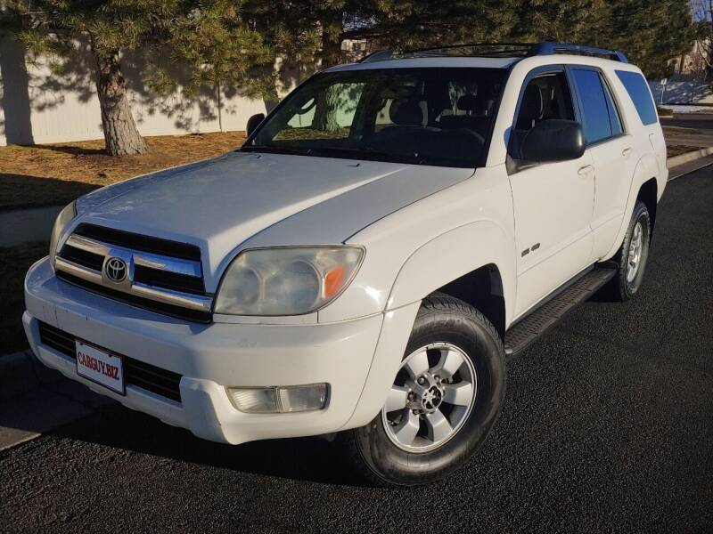 2005 Toyota 4Runner for sale at The Car Guy in Glendale CO