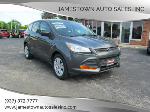 2015 Ford Escape for sale at Jamestown Auto Sales, Inc. in Xenia OH