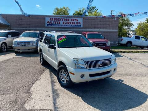 2004 Mercury Mountaineer for sale at Brothers Auto Group in Youngstown OH