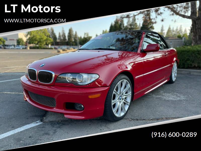 2004 BMW 3 Series for sale at LT Motors in Rancho Cordova CA