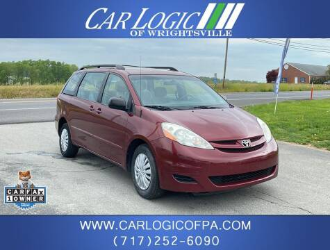 2008 Toyota Sienna for sale at Car Logic in Wrightsville PA