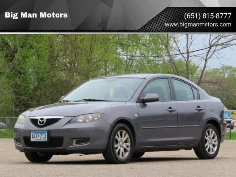 2008 Mazda MAZDA3 for sale at Big Man Motors in Farmington MN