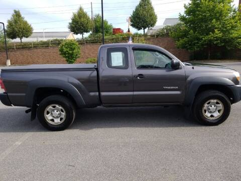 2011 Toyota Tacoma for sale at Lehigh Valley Autoplex, Inc. in Bethlehem PA