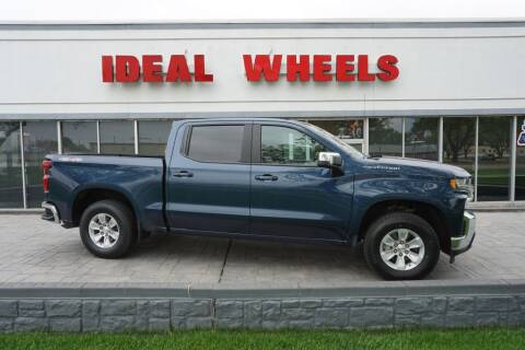 2019 Chevrolet Silverado 1500 for sale at Ideal Wheels in Sioux City IA