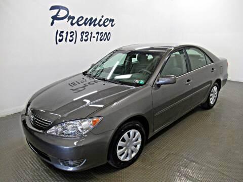 2005 Toyota Camry for sale at Premier Automotive Group in Milford OH