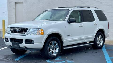 2004 Ford Explorer for sale at Carland Auto Sales INC. in Portsmouth VA