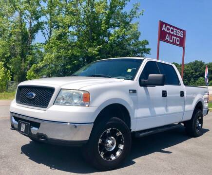 2006 Ford F-150 for sale at Access Auto in Cabot AR