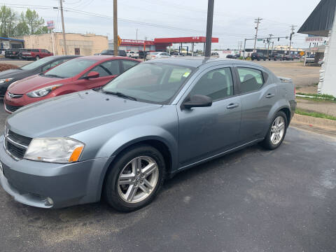 2009 Dodge Avenger for sale at Auto Credit Xpress in Jonesboro AR