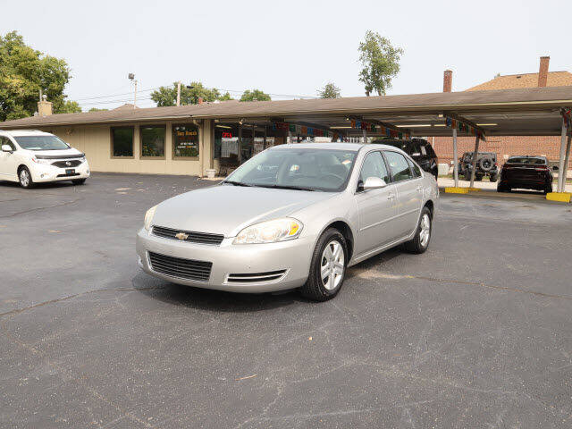 2006 Chevrolet Impala for sale at Tom Roush Budget Westfield in Westfield IN