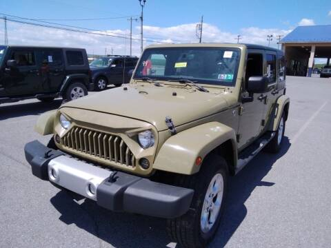 2013 Jeep Wrangler Unlimited for sale at Northern Automall in Lodi NJ