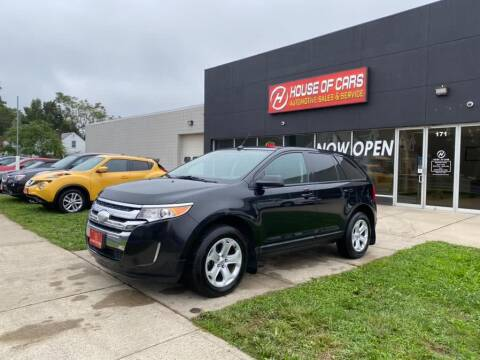 2013 Ford Edge for sale at HOUSE OF CARS CT in Meriden CT