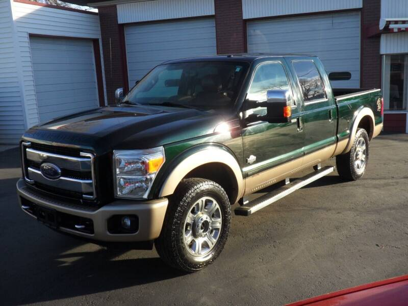 2014 Ford F-250 Super Duty for sale at T & S Auto Brokers in Colorado Springs CO