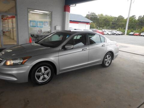 2011 Honda Accord for sale at Auto America in Charlotte NC