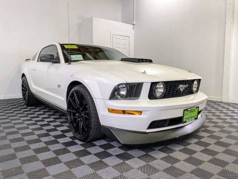 2005 Ford Mustang for sale at Sunset Auto Wholesale in Tacoma WA
