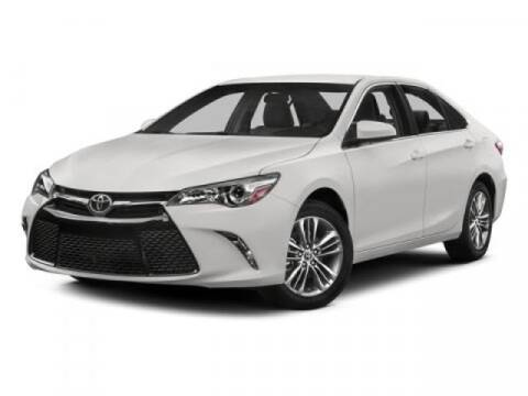 2015 Toyota Camry for sale at JEFF HAAS MAZDA in Houston TX