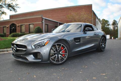 2016 Mercedes-Benz AMG GT for sale at Euro Prestige Imports llc. in Indian Trail NC