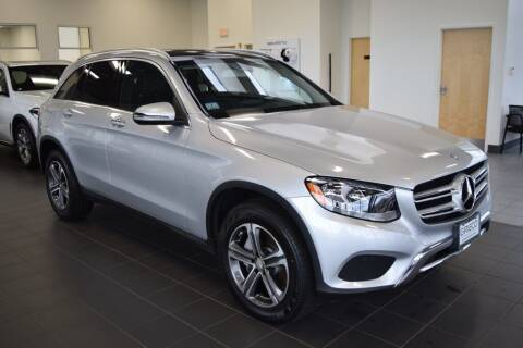 2016 Mercedes-Benz GLC for sale at BMW OF NEWPORT in Middletown RI