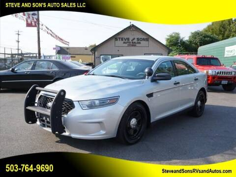 2015 Ford Taurus for sale at Steve & Sons Auto Sales in Happy Valley OR