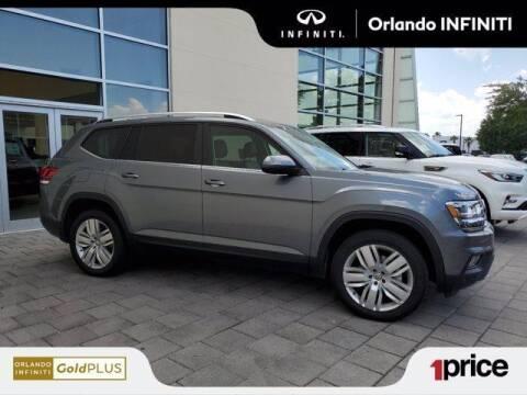 2019 Volkswagen Atlas for sale at Orlando Infiniti in Orlando FL