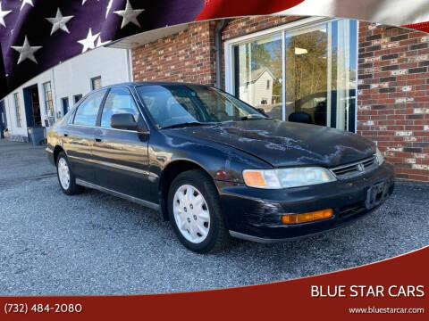 1997 Honda Accord for sale at Blue Star Cars in Jamesburg NJ