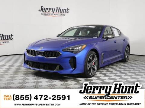 2018 Kia Stinger for sale at Jerry Hunt Supercenter in Lexington NC