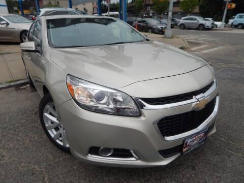 2014 Chevrolet Malibu for sale at Excellence Auto Trade 1 Corp in Brooklyn NY