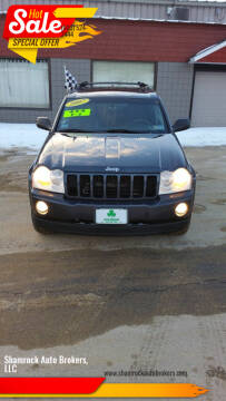 2007 Jeep Grand Cherokee for sale at Shamrock Auto Brokers, LLC in Belmont NH
