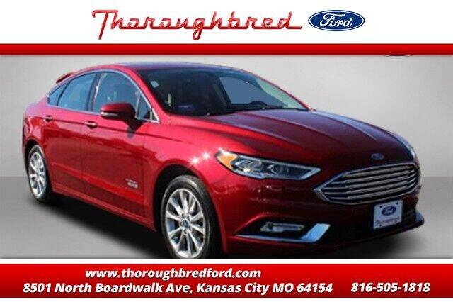 2017 Ford Fusion Energi for sale in Kansas City, MO