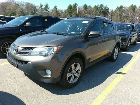 2015 Toyota RAV4 for sale at USA Motor Sport inc in Marlborough MA