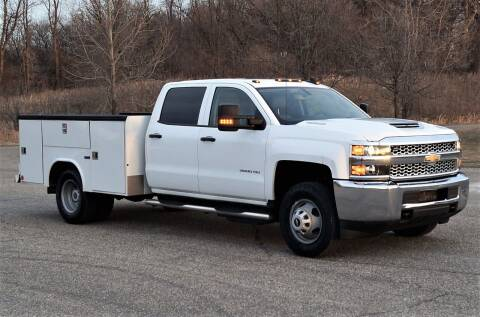 2019 Chevrolet Silverado 3500HD for sale at KA Commercial Trucks, LLC in Dassel MN