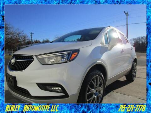 2017 Buick Encore for sale at Ashley Automotive LLC in Altoona WI