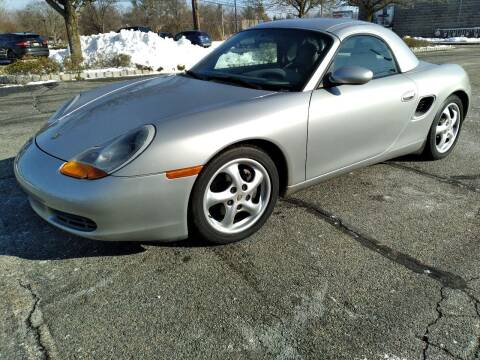 1999 Porsche Boxster for sale at Jan Auto Sales LLC in Parsippany NJ