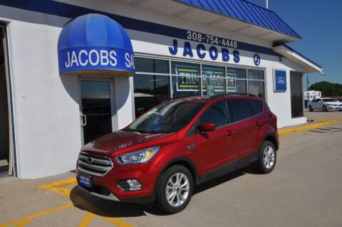 2019 Ford Escape for sale at Jacobs Ford in Saint Paul NE