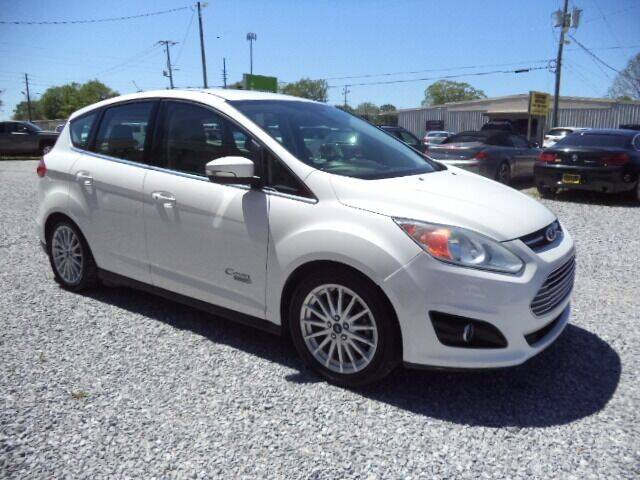 2016 Ford C-MAX Energi for sale at PICAYUNE AUTO SALES in Picayune MS