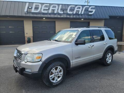 2007 Ford Explorer for sale at I-Deal Cars in Harrisburg PA