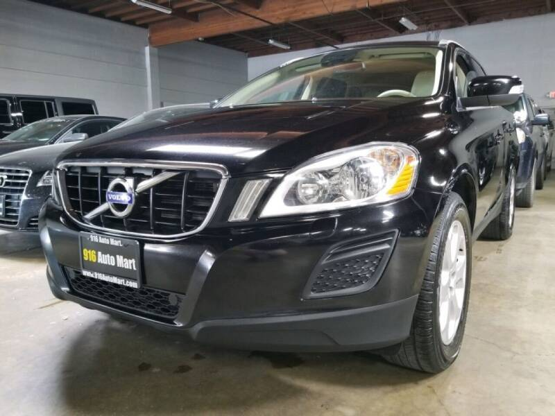 2013 Volvo XC60 for sale at 916 Auto Mart ONLY $399 DOWN!!!* in Sacramento CA