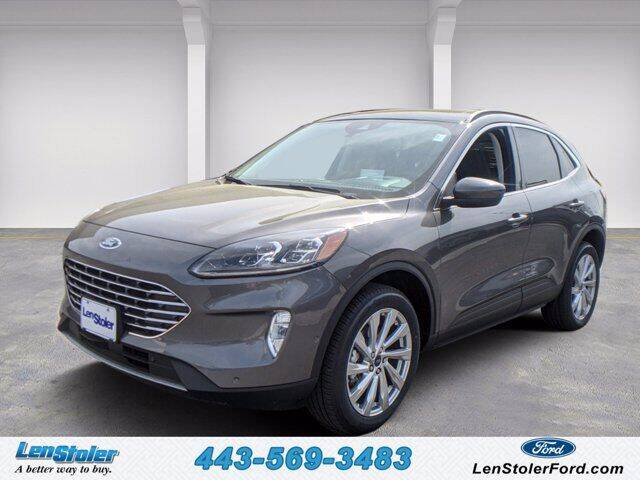 2021 Ford Escape for sale in Owings Mills, MD