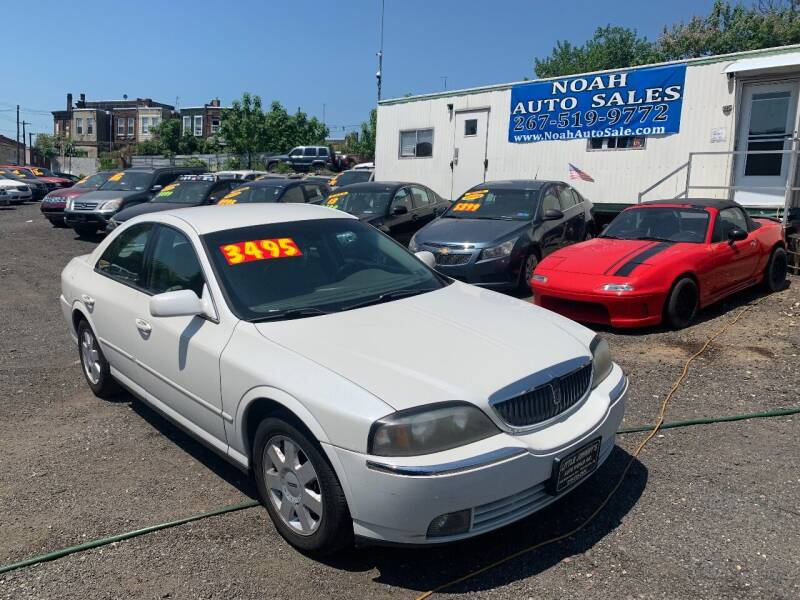 2004 Lincoln LS for sale at Noah Auto Sales in Philadelphia PA