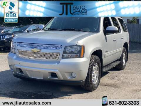 2011 Chevrolet Tahoe for sale at JTL Auto Inc in Selden NY