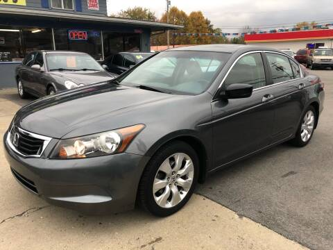 2010 Honda Accord for sale at Wise Investments Auto Sales in Sellersburg IN