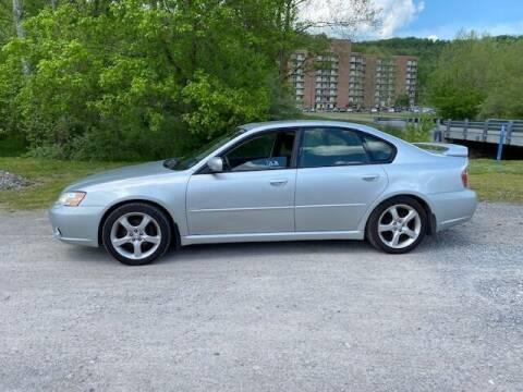 2007 Subaru Legacy for sale at WESTON FORD  INC in Weston WV