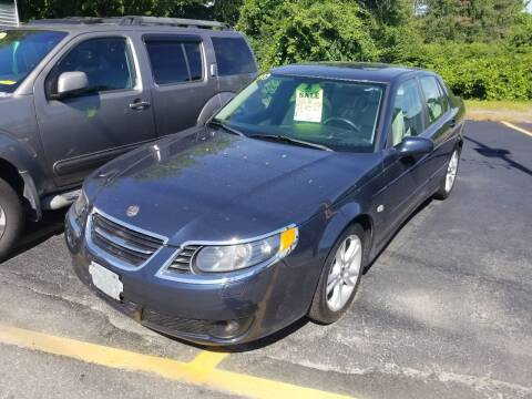 2006 Saab 9-5 for sale at Howe's Auto Sales in Lowell MA
