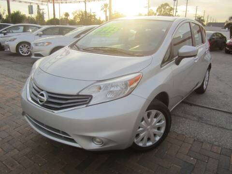2016 Nissan Versa Note for sale at PREFERRED MOTOR CARS in Covina CA
