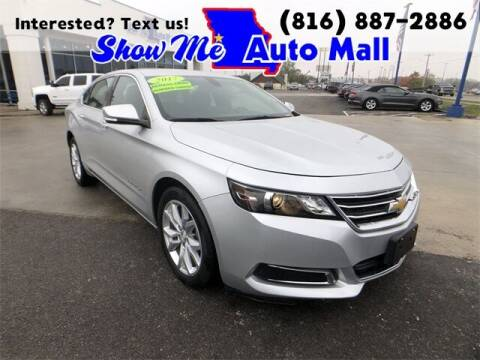 2017 Chevrolet Impala for sale at Show Me Auto Mall in Harrisonville MO