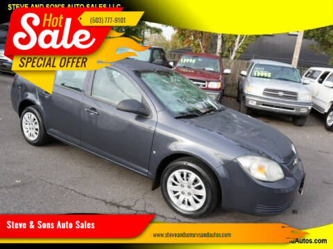2009 Chevrolet Cobalt for sale at Steve & Sons Auto Sales in Happy Valley OR