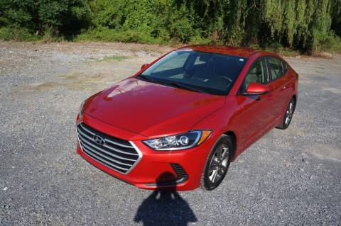 2018 Hyundai Elantra for sale at Autos By Joseph Inc in Highland NY