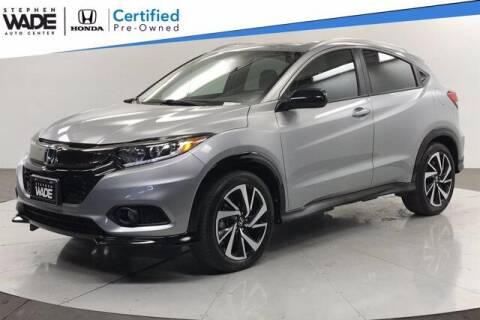 2019 Honda HR-V for sale at Stephen Wade Pre-Owned Supercenter in Saint George UT