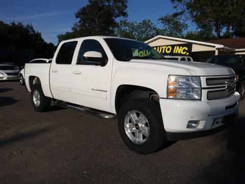 2012 Chevrolet Silverado 1500 for sale at QLD AUTO INC in Tampa FL