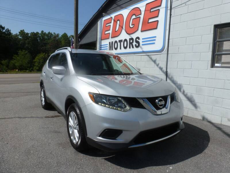 2014 Nissan Rogue for sale at Edge Motors in Mooresville NC