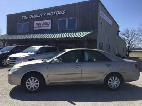 2006 Toyota Camry for sale at Top Quality Motors & Tire Pros in Ashland MO